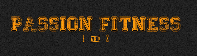 logo passion fitness